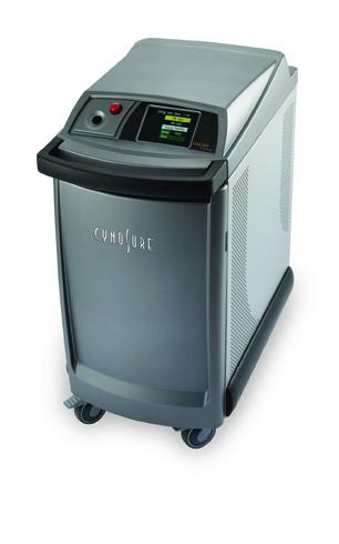 レーザー治療機器 色素レーザー + Nd:YAG(エヌディーヤグ)レーザー