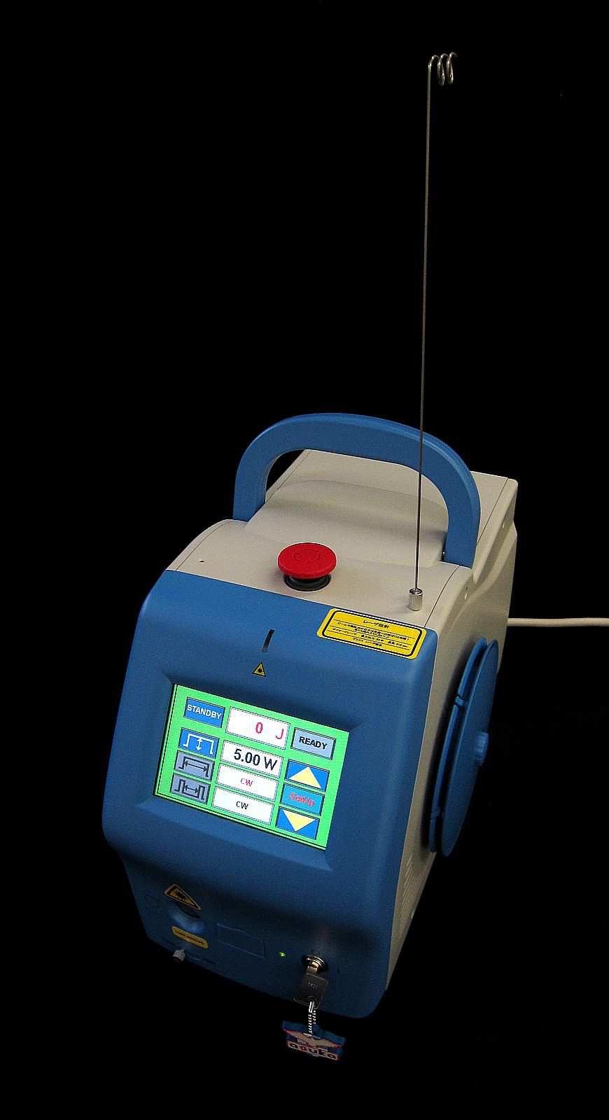 アレルギー性鼻炎に対するレーザー治療の実際