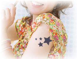 刺青・アートメイク除去のレーザー治療